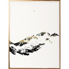 雪山,候鸟,唯美,简约,中国,古典,东方,水墨,晶瓷,装饰,挂画, Snow,Moutains,and,Migratory,Birds,Aestheticism,Chinese,Classical,Enjoyable,Orient,Int,Art,Crystal,Porcelain,Decorate,Painting,