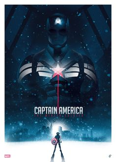 CAPTAIN AMERICA: THE WINTER SOLDIER by Patrick Connan