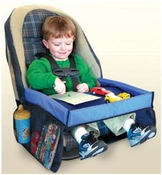 Amazon.com: Star Kids Snack and Play Travel Tray: Baby $20.29