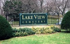 Lake View Cemetery in Jamestown, NY where Lucille Ball's ashes are now interred.