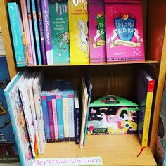 It's Mermaid Monday and we have a section for that! #islandbookstoreobx #readeveryday #mermaidmonday