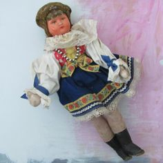 Antique German doll by casademiamia on Etsy