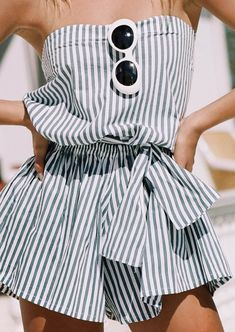 summer stripes //