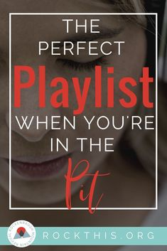 There's something about music that feeds the soul. If you find yourself struggling to make sense of your life or overwhelmed with grief, this is the playlist for you. You'll find Christian music to speak truth into your soul. Definitely worth checking out. #grief #playlist #musicforthesoul