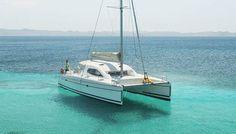 sailing a catamaran - Google Search