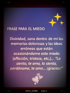 Resultado de imagen para ho oponopono frases #crecimientoespiritual Chakras, Prayer For Peace, Mudras, Emotional Healing, Special Quotes, Powerful Words, Happy Thoughts, Peace Of Mind, Positive Affirmations