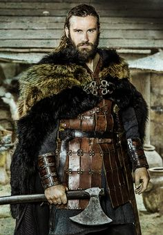 vikings-shieldmaiden:Rollo Vikings Season 3 ©Vikings Season 3 premieres Thursday, Feb 2015 on the History Channel.