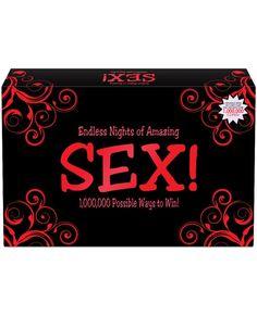 Sex! A Romantic Board Game