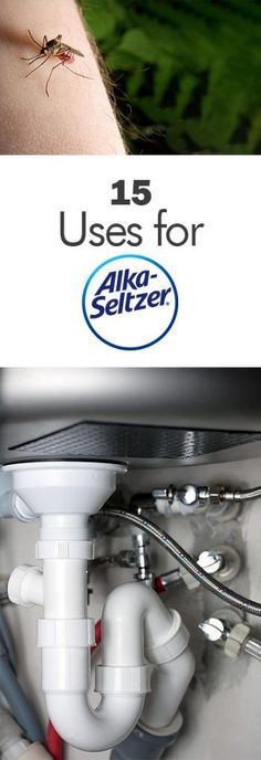 How to Use Alka Seltzer, Uses for Alka Seltzer, Things to Do With Alka Seltzer, Tips and Tricks, Cleaning, Cleaning Hacks, Clean Your Home, How to Easily Clean Your Home, Home Cleaning Tips, Tricks, and Hacks