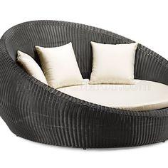 Outdoor Circular Lounge Chair