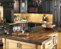 Exceptionnel Wood Counter Tops Heirloom Wood Countertop
