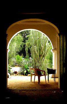 casa de ventanas de hierro - santa ana de coro,edo Falcon Venezuela.