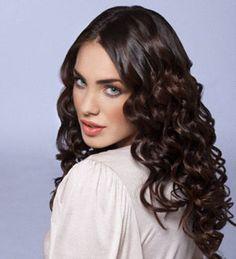 peinados para cabello chino - Buscar con Google