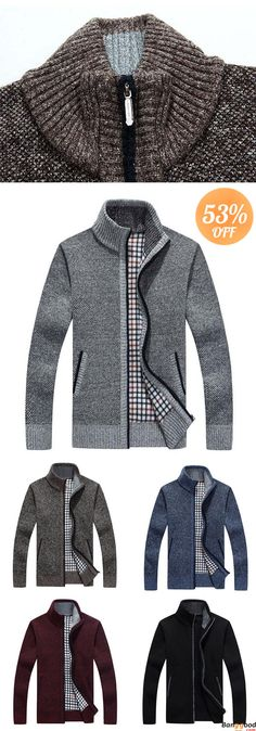 Classic Cashmere Cardigan. Get Prepared for this Winter. 6 Colors Optional. Size: S - XL.