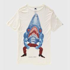 Look at that Shark