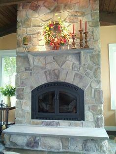 Munz construction Fireplaces