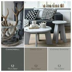Friday inspiration #friday #inspiration #moodboard #limepaint #chalkpaint #pureandoriginal #interior #lifestyle #color #driftwood