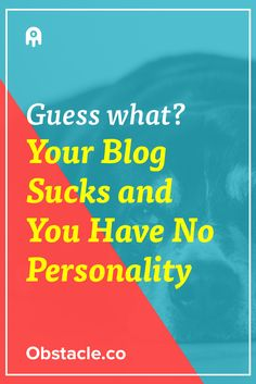 It makes sense to focus on making the most professional site possible, but are you going too far and taking away every bit of personality?