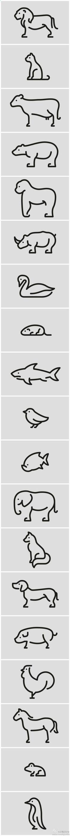 鉛筆一本で試せる! とっても簡単な動物の描き方:ぁゃιぃ(*゚ー゚)NEWS 2nd