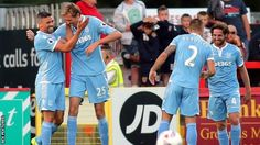 Stevenage 0-4 Stoke City (EFL Cup) maç özeti