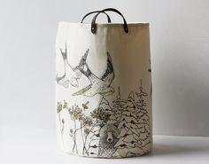 Hamper - Birds & Bees on Etsy, 57,02€