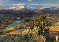 View from Loughrigg Fell, Lake District, England by Iain Macleod https://f11news.com/15/02/2018/view-from-loughrigg-fell-lake-district-england-by-iain-macleod