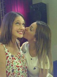Francesca y Violetta