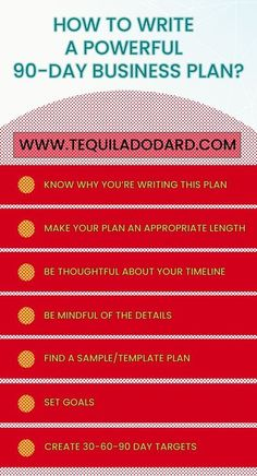 Want to create a powerful 90-day business plan, but don't know where to begin? Click the pin and learn how I formulate my 90-day plan and how you can write a 90-day action plan for your business. #entrepreneurtips #femaleentrepreneur #smallbusinesstips # Entrepreneur Motivation, Entrepreneur Inspiration, Business Inspiration, Can Plan, How To Plan, Time Management Tips, Business Management, Project Management, Online Job Opportunities