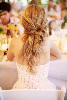 great half-braided hair :3
