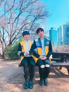 SF9 | Chani & Jaeyoon