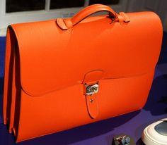 Hermès briefcase, SS13