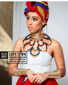 Sarah Langa-Heaton, an Elegant classy South African beauty. African Attire, African Wear, African Women, African Dress, African Style, African Inspired Fashion, African Print Fashion, Africa Fashion, Ankara Fashion