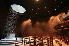 MIT Chapel Eero Saarinen