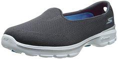 Skechers Women's Go 3 Insight Walking Shoe, Charcoal, 7 M US Skechers http://www.amazon.com/dp/B00M1UWSZM/ref=cm_sw_r_pi_dp_z9Gavb0SSDJET