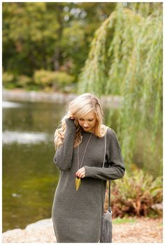 Favery Jewelry and A Sweater Dress Under $29