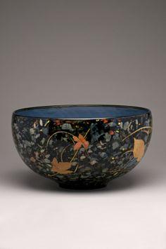 Sophie McCarthy, Ceramicist, UK, bowl