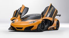 McLaren MP4-12C Can-Am revealed: Thanks Top Gear!