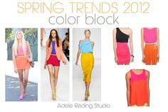 Color Block  AdeleRedingPhotography.com