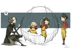 Legend of Korra Avatar Aang, Team Avatar, The Last Avatar, Avatar The Last Airbender Art, Bubbline, Korrasami, Lin Beifong, Avatar World, Avatar Series