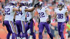 5 positions the Minnesota Vikings must address this offseason   FOX Sports