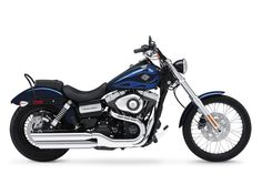 2013 Harley Davidson Dyna Wide Glide #motorcycles