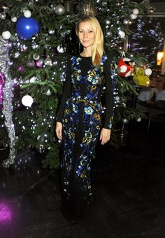 Gwyneth Paltrow On Holiday Prep And Personalized Gifts.