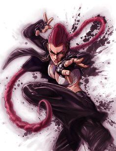 C. Viper -- Street Fighter