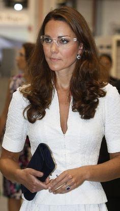 Kate Middleton Photo - The Duke And Duchess Of Cambridge Diamond Jubilee Tour - Day 2