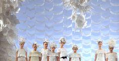 University of Fashion   Trend Watch LFW: Embellishments
