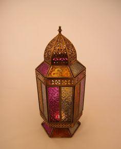 Maroccan lamp