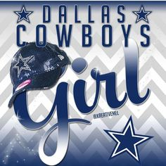 We lost the first preseason game yesterday but....those don't really count! I'm ready for some Cowboys football!!!