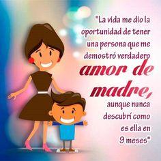 Un Mensaje Para El Dia De La Madre Para Dedicar | Frases Cristianas De Amor