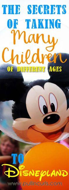 Disneyland secrets for families | tips | kids | many ages | interest | rides | parenting