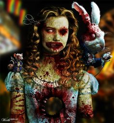 Alice in Zombieland - Worth1000 Contests